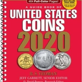 Redbook Large Print - A guidebook of United States coins 2020 - 73rd edition