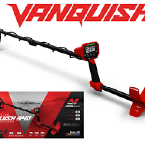 Minelab - VANQUISH 340 - US SHIPMENTS ONLY