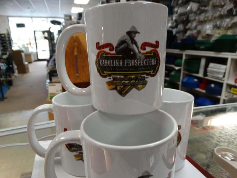 Carolina Prospectors 11 OZ COFFEE MUGS
