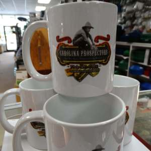 Carolina Prospectors 11 OZ COFFEE MUGS