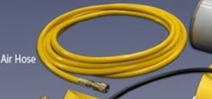 Proline Mining - 20 FT AIR HOSE