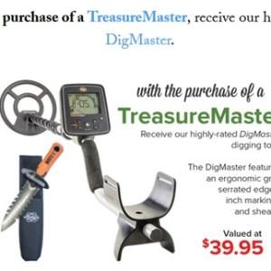 TreasureMaster - White's Metal Detectors