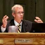 Asheville City Council member Gordon Smith. Katie Bailey/Carolina Public Press