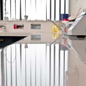 Medical lab, stock image