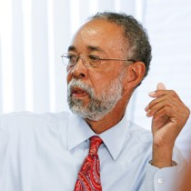 Asheville housing authority CEO Gene Bell