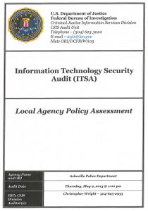 FBI IT report on APD graphic