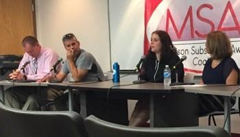 Marshall drug town hall about drug overdoses and new North Carolina legislation