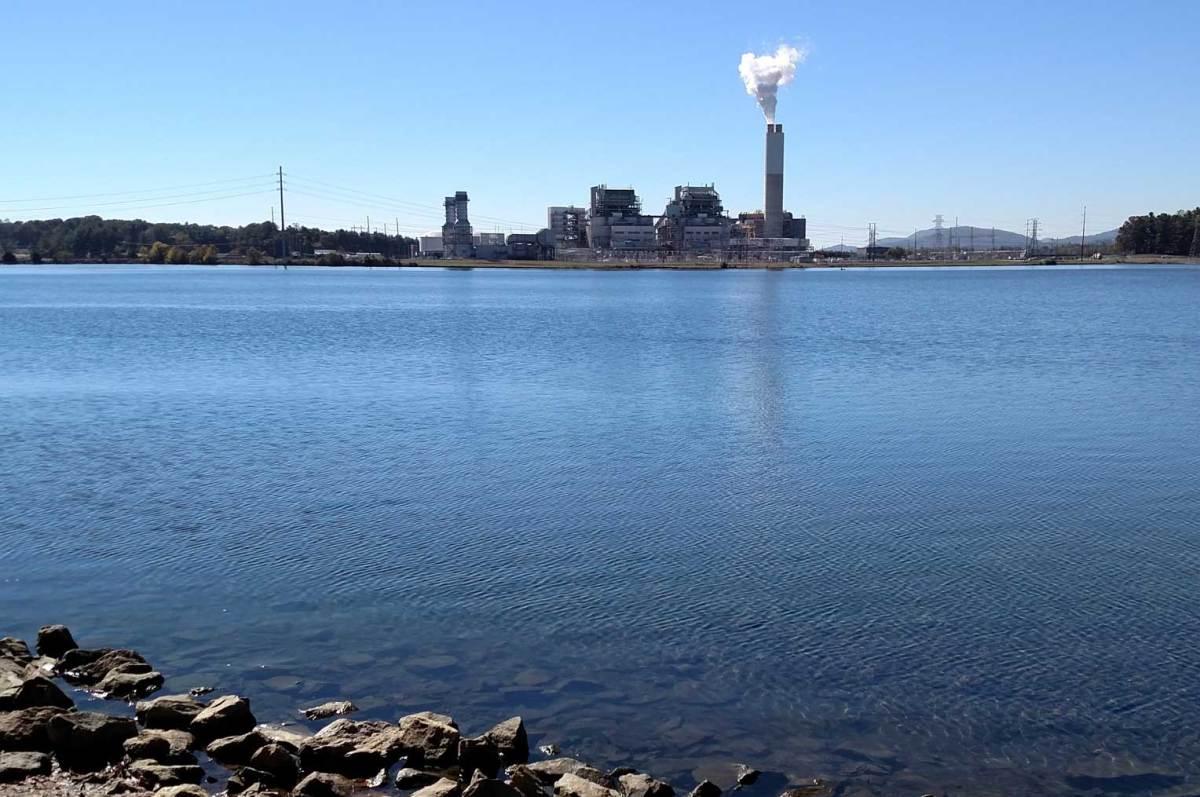 Duke Energy Plant