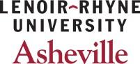 Lenoir-Rhyne University Center for Graduate Studiens of Asheville logo