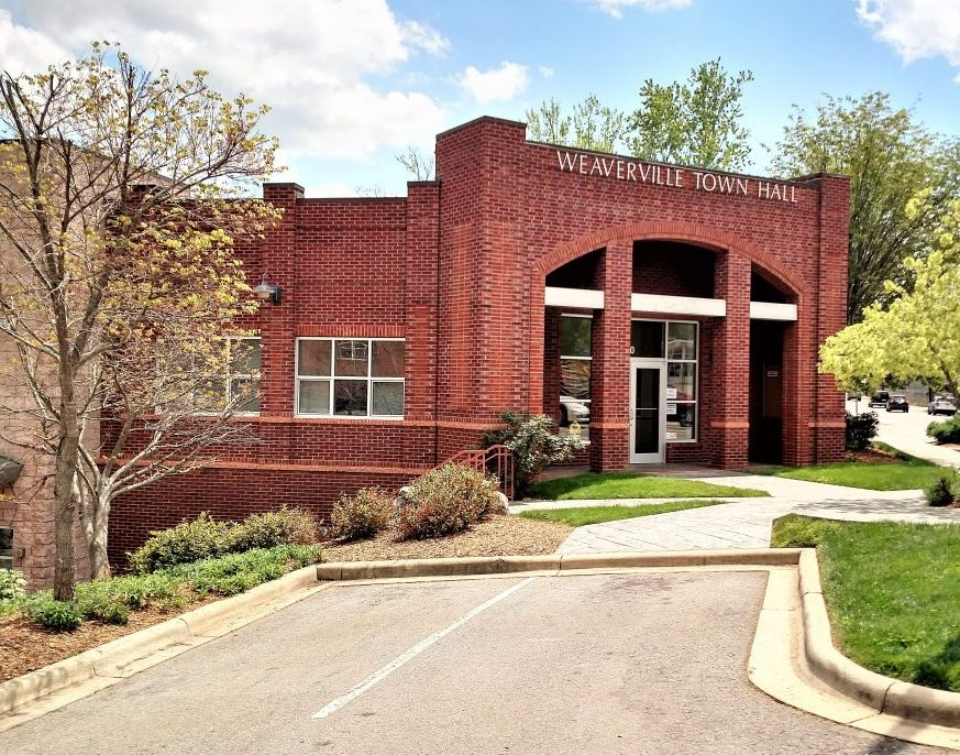 Weaverville Town Hall