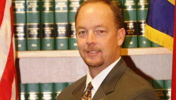 Macon County Sheriff Robert Holland