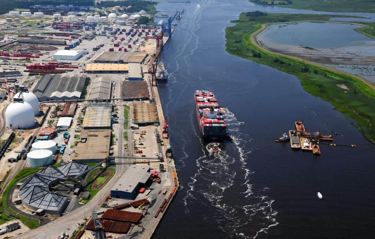 Port of Wilmington