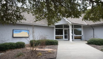 Jockeys Ridge State Park visitor center