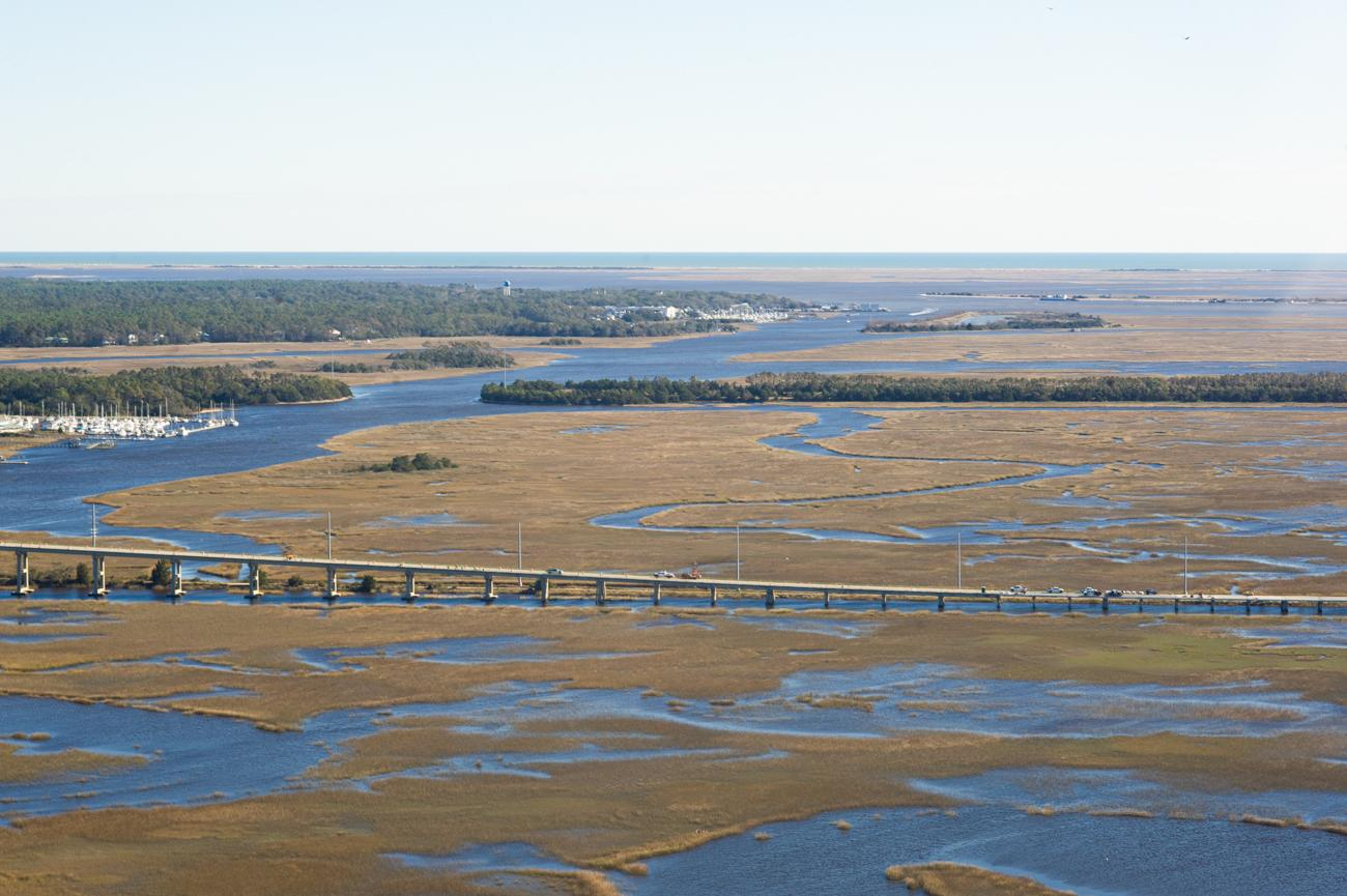 Shortfalls in North Carolina's infrastructure threaten future