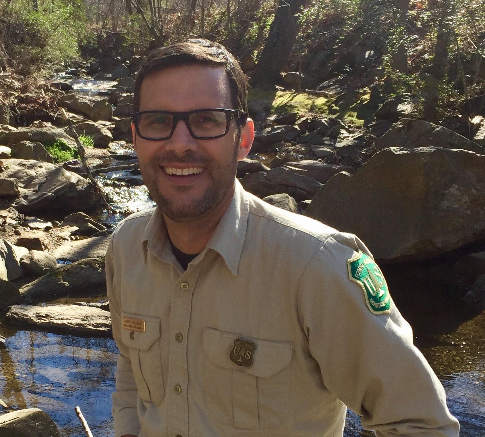 Forest supervisor balances population, budget and environmental concerns