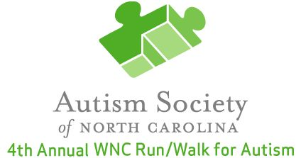 WNC Run/Walk for Autism 5k - September 19, 2009 - Carrier Park