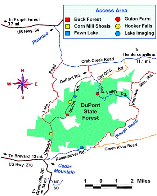 Pisgah Forest Nc Map.Dupont Forest 12k Trail Race March 26 2016 Dupont State Forest