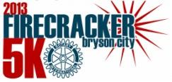 Bryson City Firecracker 5k 2013