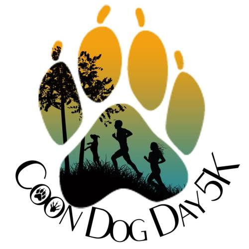 Coon Dog Day 5k Logo 2013
