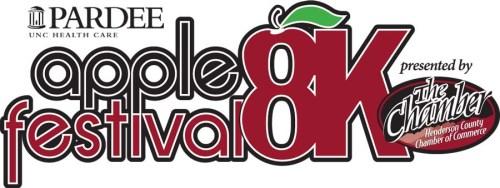 Apple Festival 8k Logo