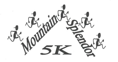 Mountain Splendor 5k Logo