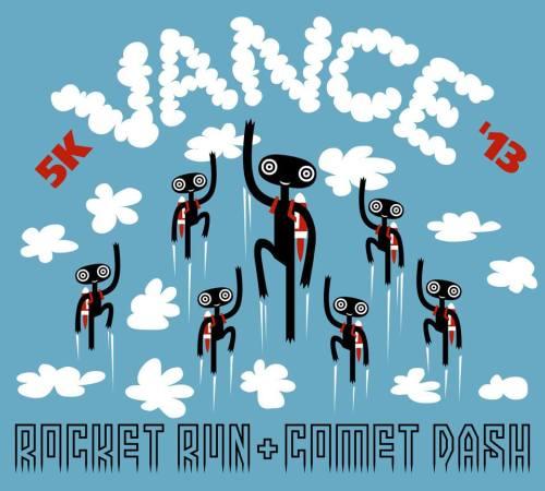 Vance Rocket Run Large