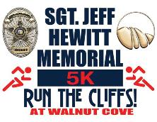 Jeff Hewitt Memorial 5k Logo sm