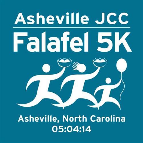 Falafel 5k Logo