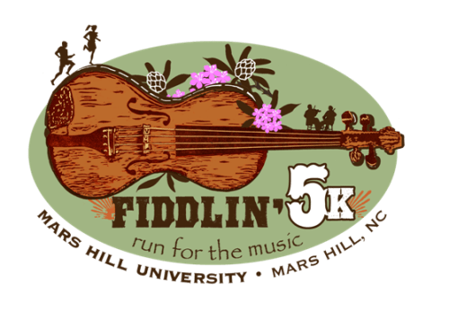 2014 Mars Hill Fiddlin 5k