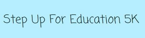 Fletcher PTO Step up for Education 5k