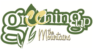 Greening Up the Mountains 5k Logo