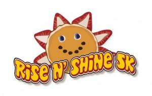 Rise N Shine 5k Logo