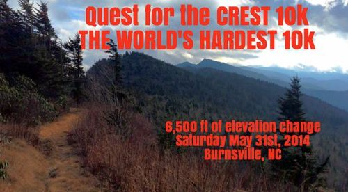 Quest for the Crest 10k