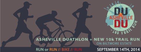 Du the Du Duathlon and 10k Trail