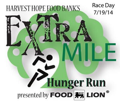 Extra Mile Hunger Run 5k