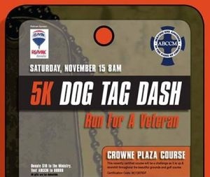 Dog Tag Dash 5k