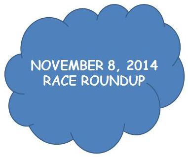 November 8 Race Roundup