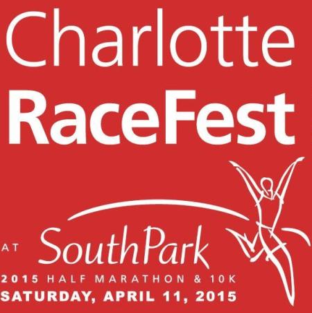 Charlotte Racefest Half Marathon and 10k 2015