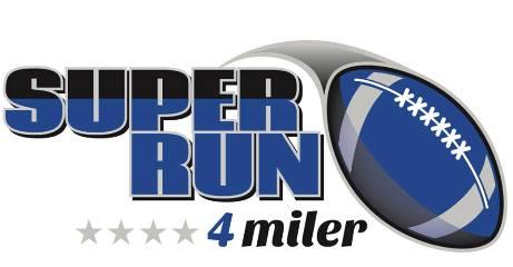Super Bowl 4 Miler