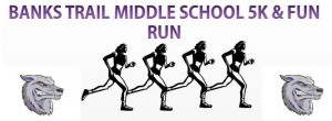 Banks Trail Middle School 5k