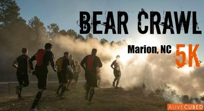 2015 Bear Crawl 5k