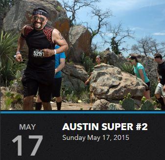 Austin Super 2 May 17