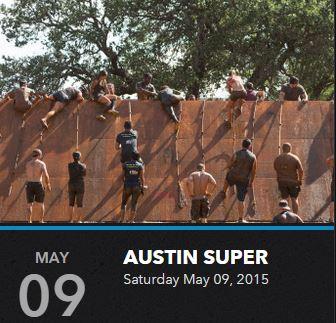 Austin Super May 9