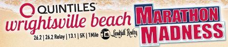 Wrightsville Beach Marathon Half Marathon and 5k