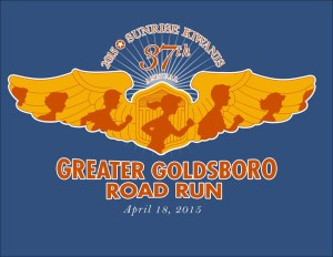 Greater Goldsboro 10k 5k April 18 2015 Goldsboro NC