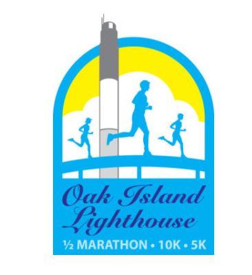 Oak Island Half Marathon 10k and 5k April 19 2015 Oak Island NC
