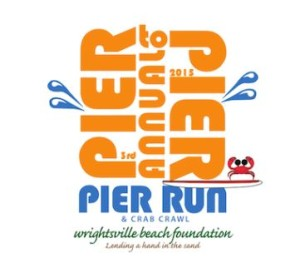 Pier to Pier Run April 11 Wrightsville Beach NC