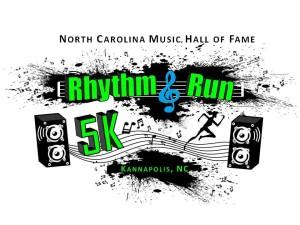 Rhythm and Run 5k April 18 2015 Kannapolis NC