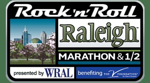 Rock n Roll Marathon and Half Marathon April 12 2015 Raleigh NC