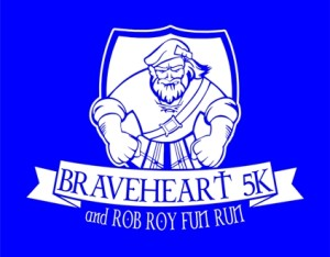 Braveheart 5k Medium